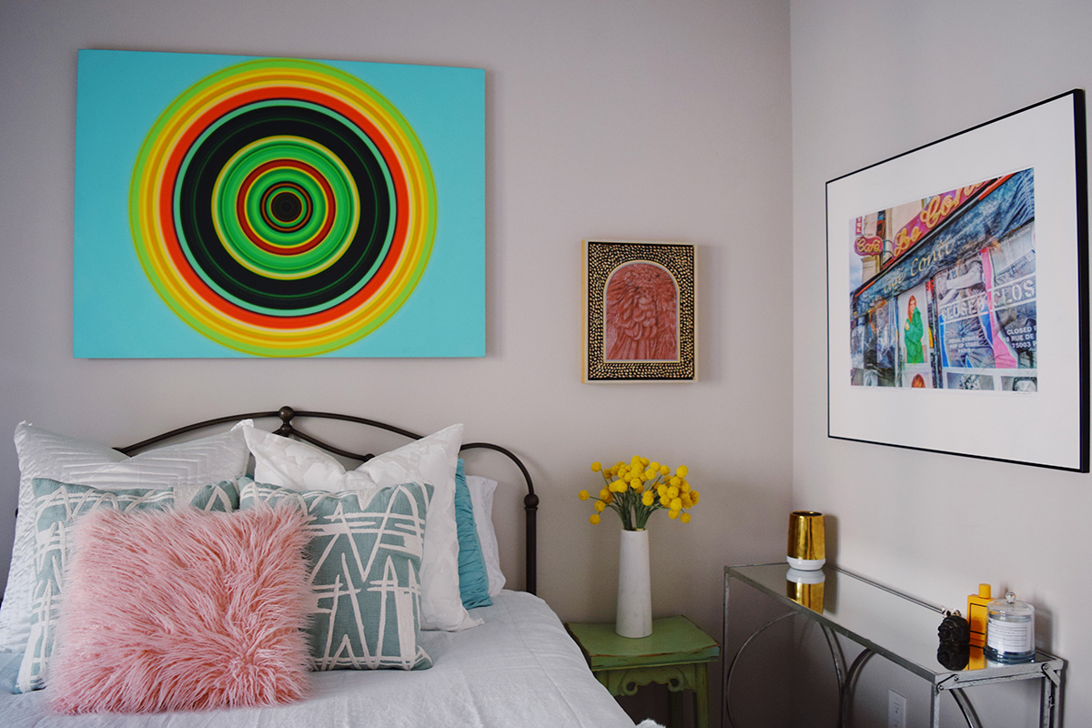 Turning Our Director Kylie's Apartment Into Its Own Gallery